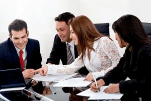 עבודה, פגישת עסקים, תמיכה